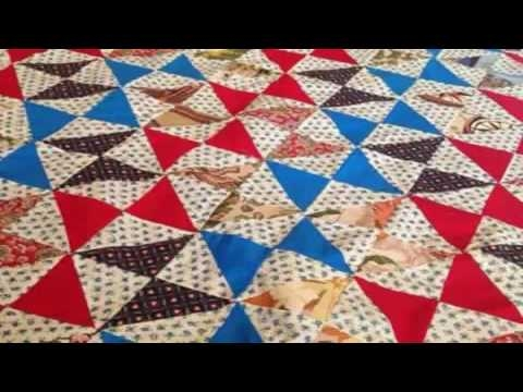 beginner easy quilt patterns free disappearing bow tie quilt pattern Cozy Tie Quilt Patterns For Beginners