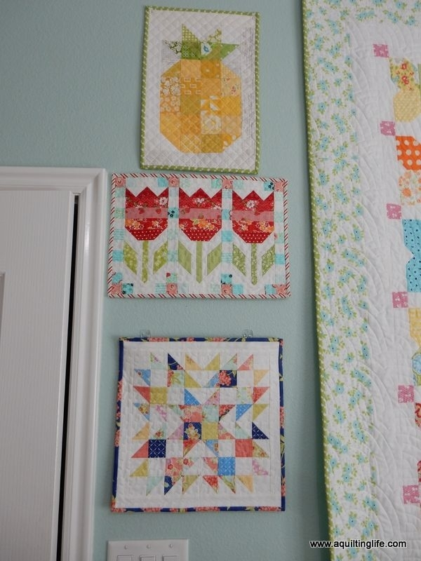 best tips for mini quilts a quilting life a quilt blog Tips For Sewing Mini Quilts Gallery