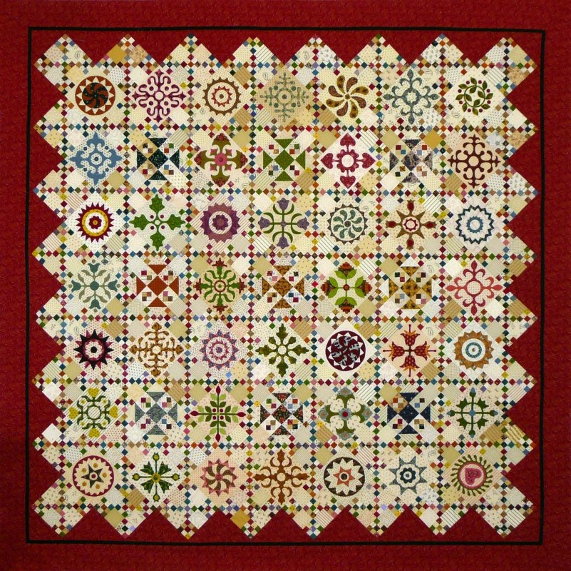 block of the month patterns Cool Block Of Month Quilt Patterns Inspirations