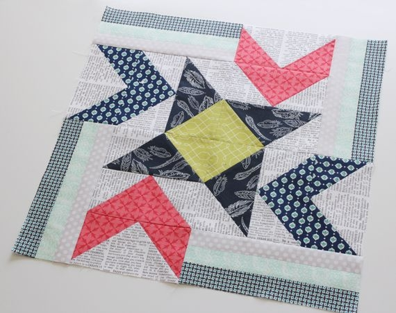 bon bon bebe winner quilting block ideas star quilt Stylish 18 Inch Quilt Block Patterns Gallery