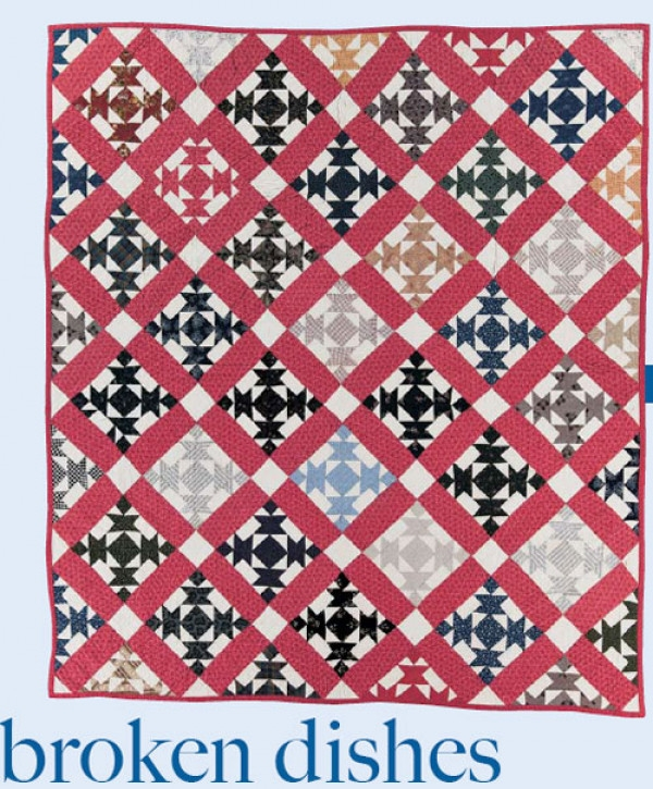 broken dishes quilt pattern download Modern Broken Dishes Quilt Pattern