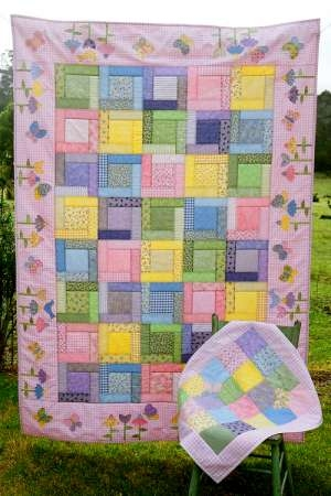 butterfly kisses janelle wind quilt Interesting Butterfly Kisses Quilt Pattern