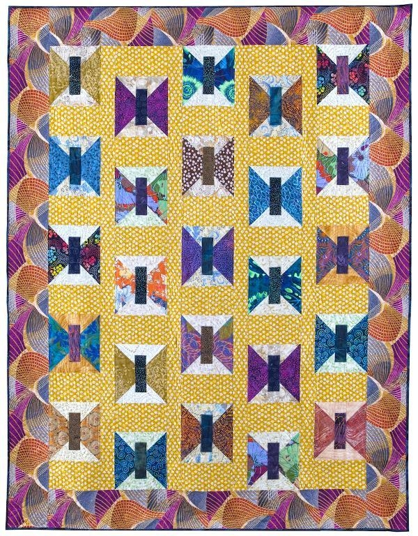 butterfly quilt designs and patterns ba quilts mug rugs Stylish Butterfly Patterns For Quilts Inspirations