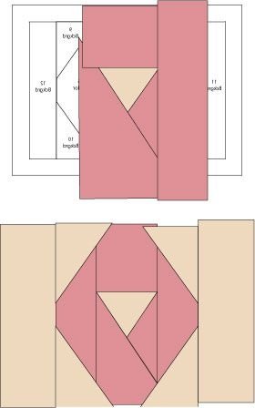 cancer awareness ribbon quilt block pattern Cool Cancer Ribbon Quilt Pattern Gallery