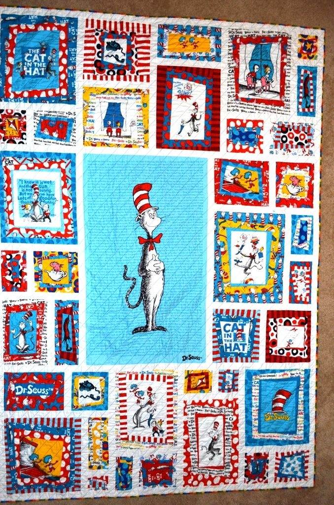 cat in the hat quilt elise of lovelea designs lovelea Interesting Cat In The Hat Quilt Pattern