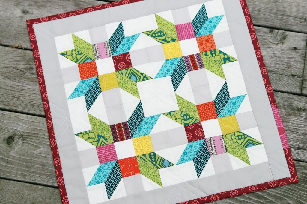 celebrate poinsettia day with five poinsettia quilt patterns Modern Poinsettia Quilt Block Pattern Gallery