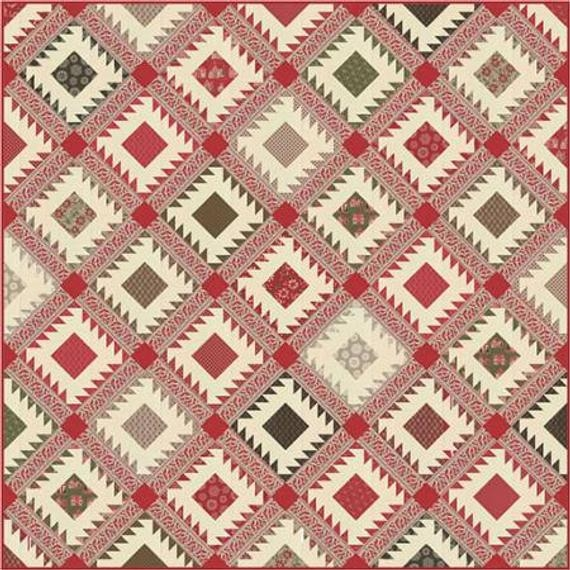 chamonix quilt pattern french general Cozy French General Quilt Patterns Inspirations