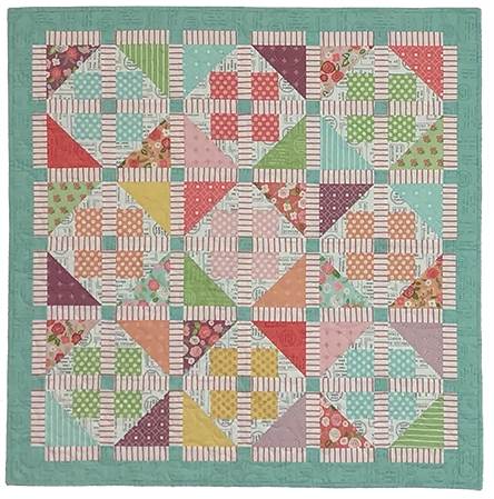 charm square quilt patterns charm packs a quilting life Stylish Charm Square Quilt Patterns Gallery