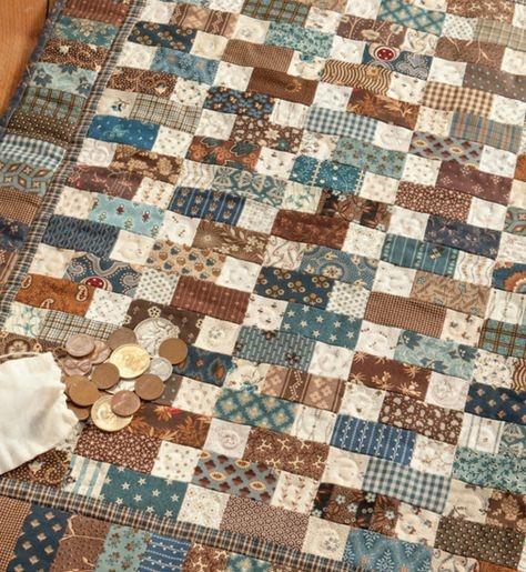 civil war legacies quilt patterns for reproduction fabrics Civil War Reproduction Quilt Patterns Inspirations