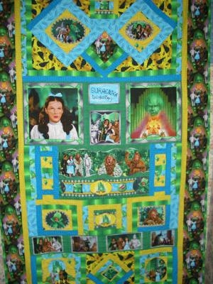 colleens wonderful wizard of oz quilt Unique Wizard Of Oz Quilt Pattern Inspirations