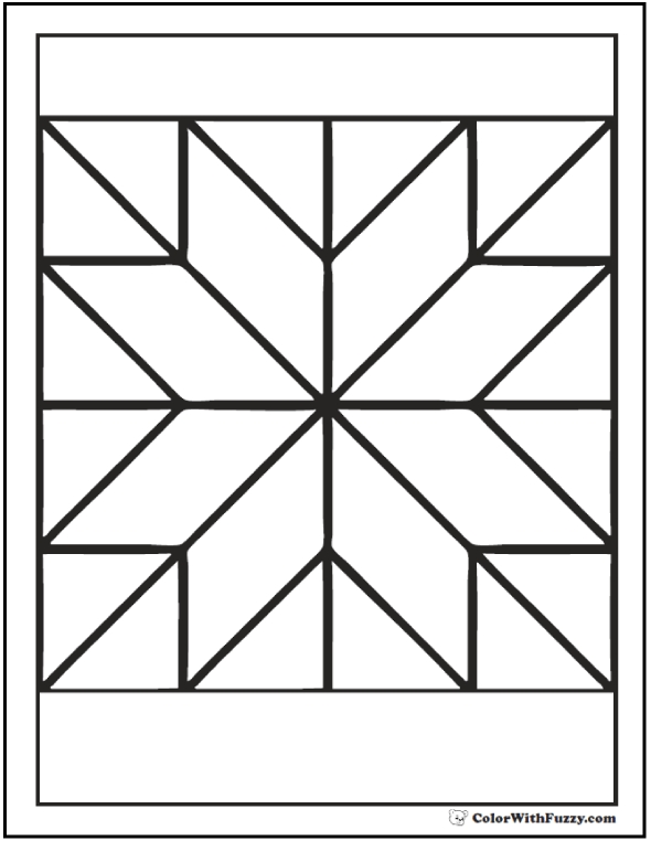 coloring page quilt patterns coloring pages quilt blocks Modern Quilt Pattern Coloring Pages Inspirations