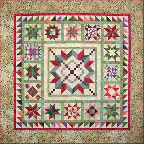 Permalink to Cool Block Of The Month Quilt Patterns