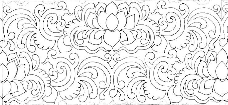 continuous line quilting patterns product categories Unique Continuous Line Quilting Patterns