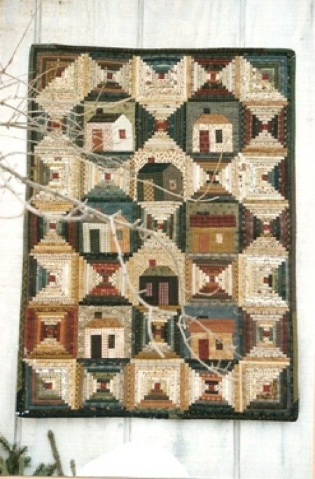 country threads house quilt patterns all around town Modern Country Threads Quilt Patterns Inspirations