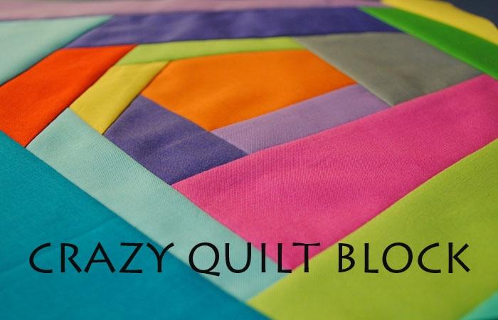 crazy quilt block tutorial Interesting Crazy Quilt Block Pattern Gallery