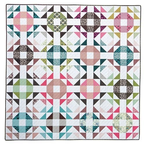 crown of thorns quilt quilt patterns quilts quilt Cozy Crown Of Thorns Quilt Pattern