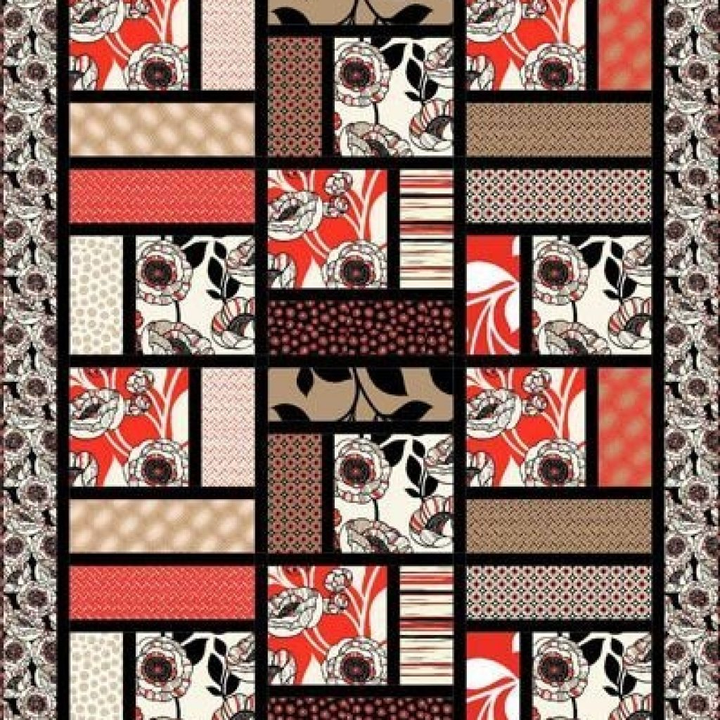 denovo quilt pattern reminds me of a simplified turning Unique Denovo Quilt Pattern Gallery