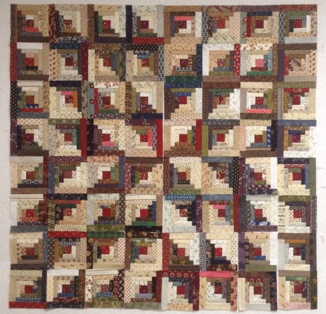 design wall monday quilt ideas log cabin quilts log Modern Log Cabin Quilt Patterns Quilt Layouts