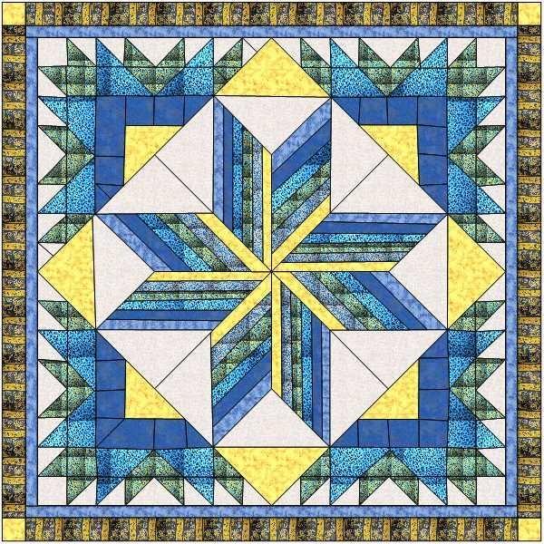 details about quilt kit french country celebration precut ready to sewbenartex fabricslap Unique Ready To Sew Quilt Kits Inspirations