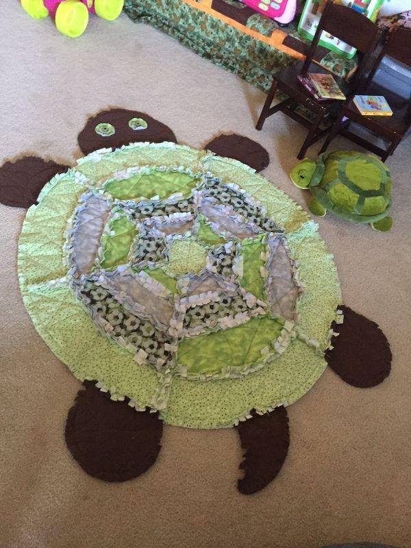 diy tea jars quilt rag quilt flannel quilts turtle quilt Modern Turtle Rag Quilt Pattern Inspirations