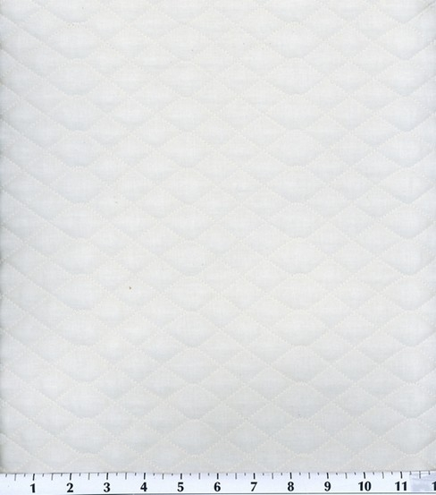 double faced pre quilted cotton fabric diamond solids Interesting Unique Quilted Fabric Joann Inspirations