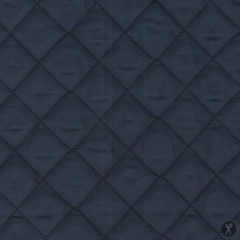 double faced quilted navy dog coat fabrics pre quilted Cozy Double Faced Quilted Fabric Inspirations