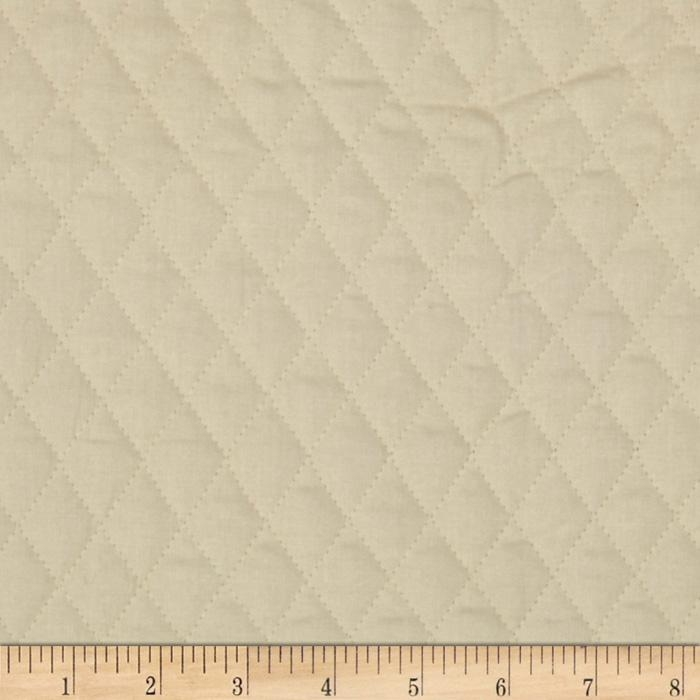 double sided quilted muslin natural Elegant Pre Quilted Fabric By The Yard