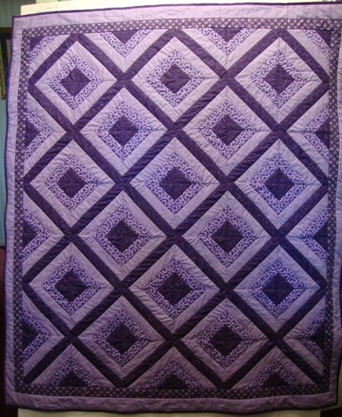 Permalink to Stylish 2 Color Quilt Patterns Inspirations