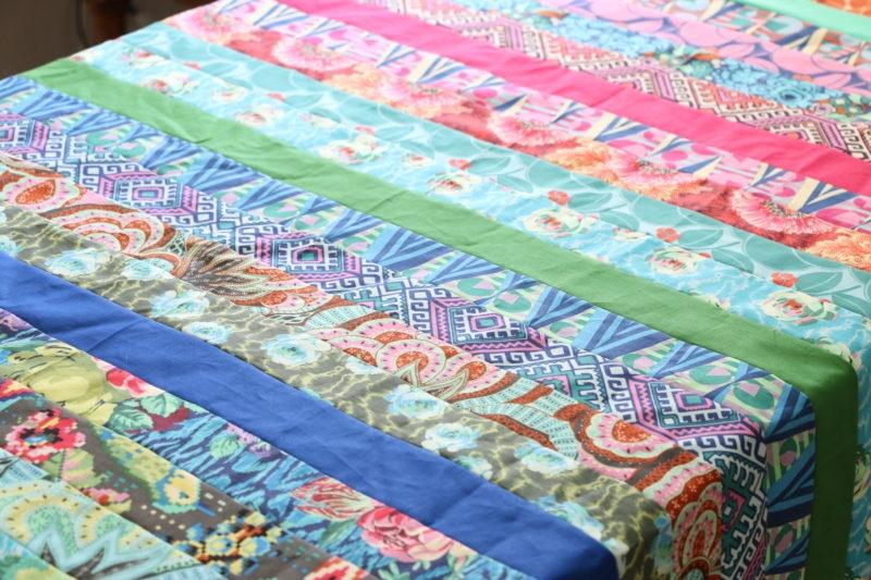 easy beginner jelly roll quilt tutorial Interesting Jelly Roll Quilt Patterns For Beginners