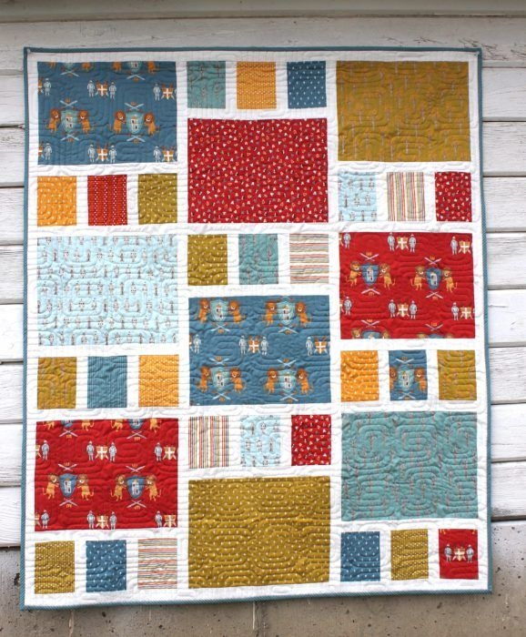 easy craftsman crib quilt pattern diary of a quilter Interesting Easy Crib Quilt Patterns Gallery