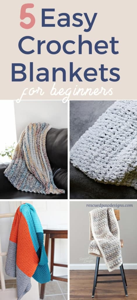 easy crochet blanket patterns for beginners rescued paw Unique Crochet Quilt Patterns Beginners