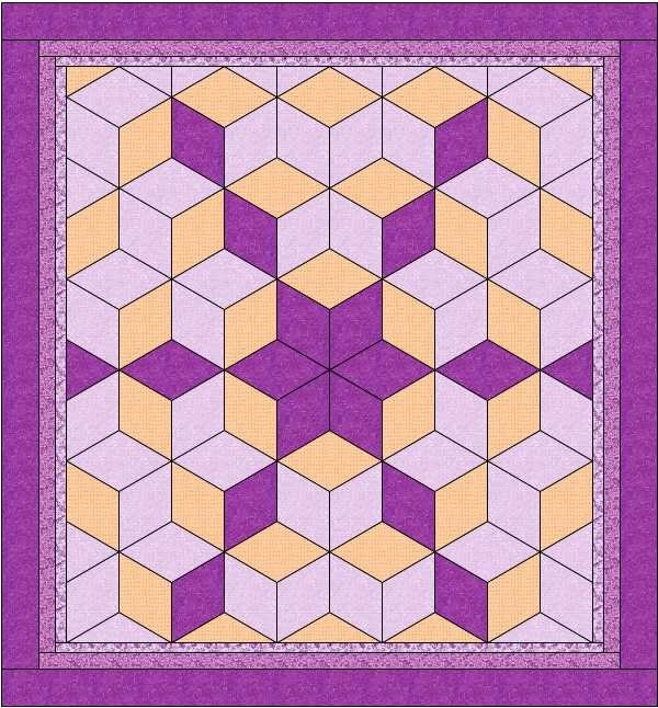 easy quilt patterns you cant live without and they are fun Cool Amish Quilt Patterns Beginners
