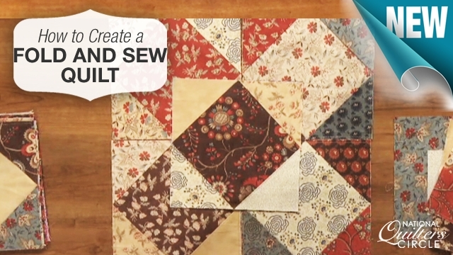 elegant fold and sew quilting method quilt design creations Cozy Fold And Sew Quilting Method Gallery