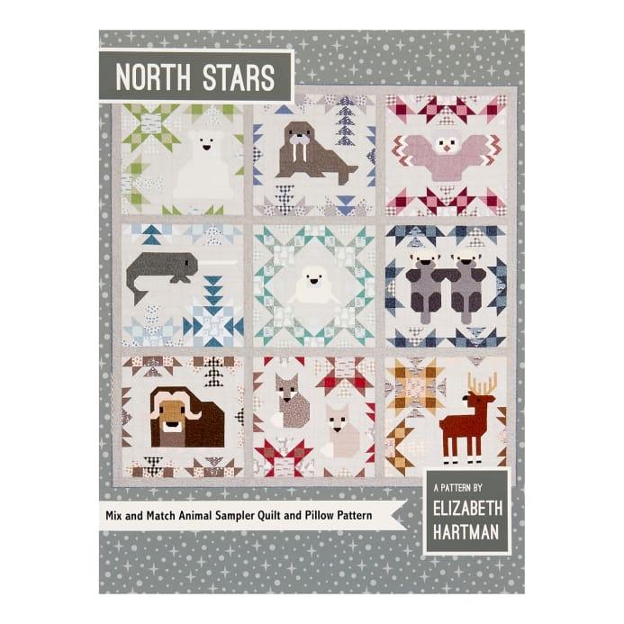 elizabeth hartman north stars pattern Cool Elizabeth Hartman Quilt Patterns Gallery