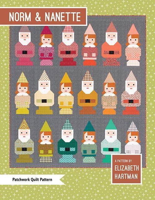 elizabeth hartman pattern norm nanette Cool Elizabeth Hartman Quilt Patterns Gallery