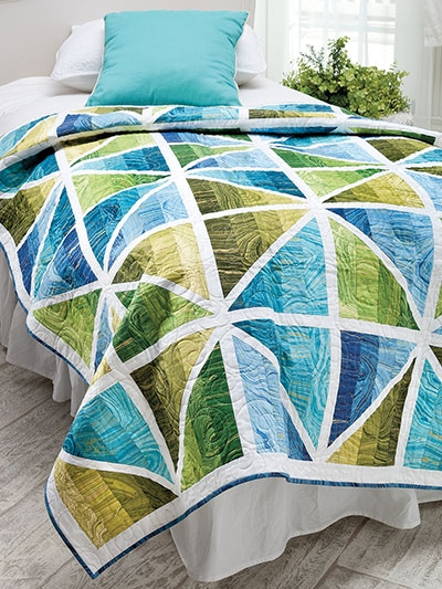 exclusively annies quilt designs prismatic quilt pattern Modern Jelly Roll Quilts Patterns Gallery