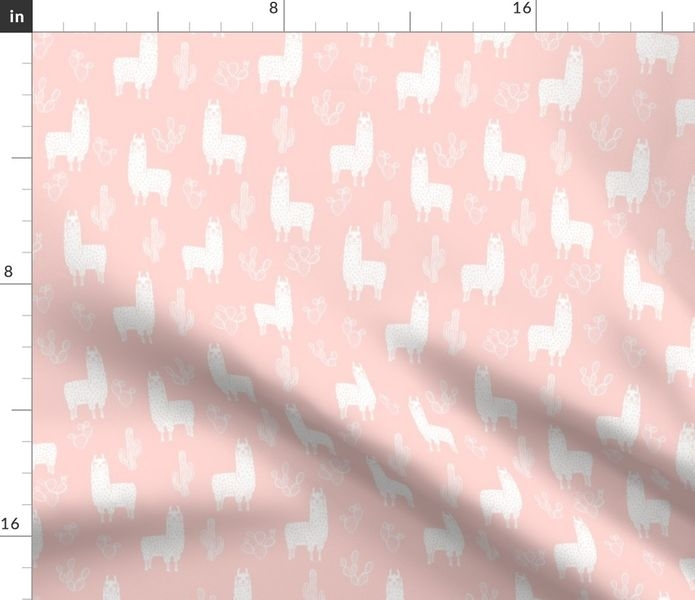 fabric the yard llama fabric cute llama fabric llama fabric the yard llama quilting fabric animals fabric nursery fabric nursery fabric Quilting Fabric By The Yard