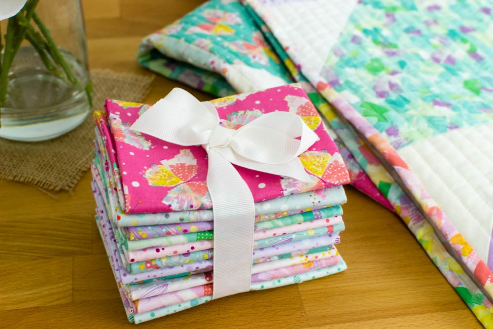 fat quarter fancy free quilt pattern using 9 fat quarters Unique Quilt Patterns Using Fat Quarters Inspirations