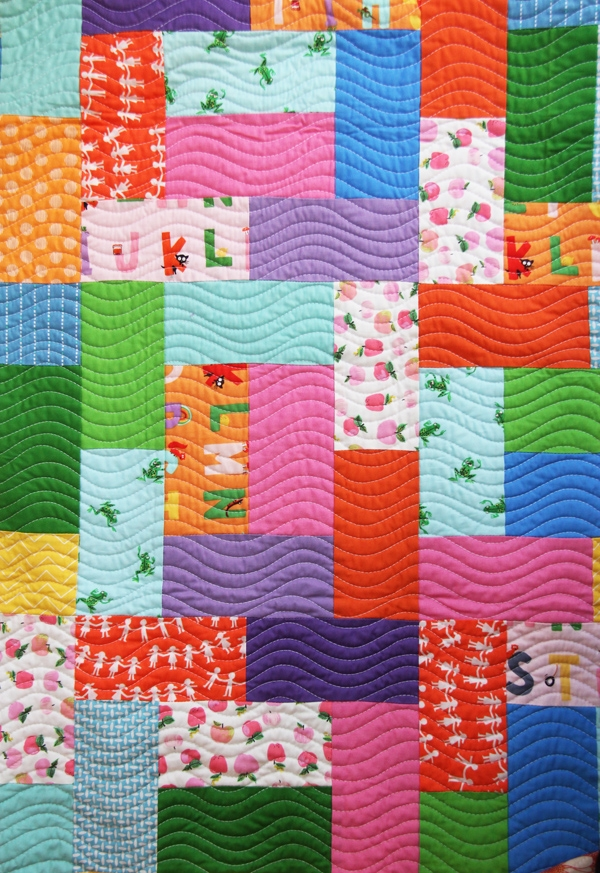 fat quarter friday cluck cluck sew Modern Quilt Pattern Using Fat Quarters