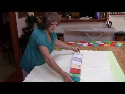 flip and sew quilt youtube Cozy Flip And Sew Quilting Method Inspirations