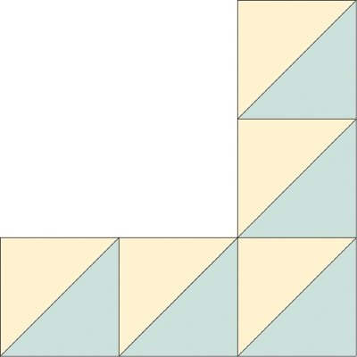 flying geese quilt border pattern howstuffworks Modern Border Patterns For Quilts Inspirations