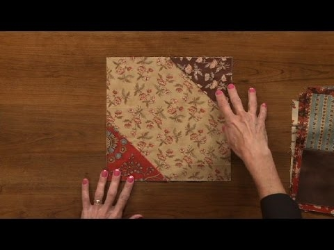 fold and sew quilts national quilters circle Cozy Fold And Sew Quilting Method Gallery