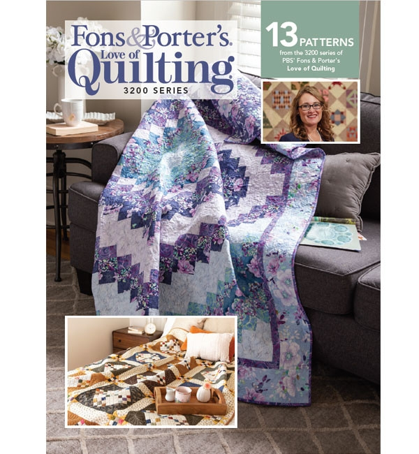 fons porters love of quilting 3200 tv series ebooklet Interesting Fonsandporterquiltsof Valor