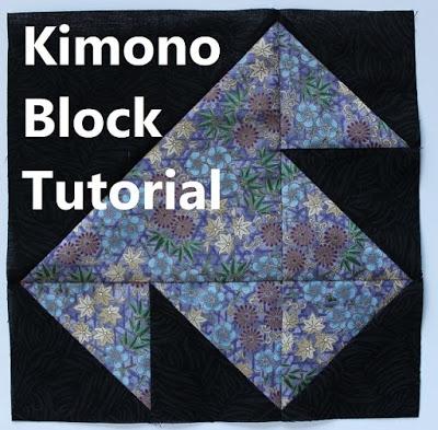 free and easy kimono quilt block Elegant Kimono Quilt Block Pattern Inspirations