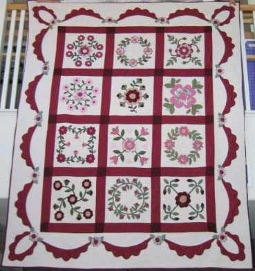 free baltimore album quilt blocks quilting information Baltimore Album Quilt Patterns