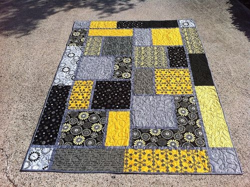 free big block quilt patterns from another angle with the Elegant Free Big Block Quilt Patterns For Beginners Inspirations