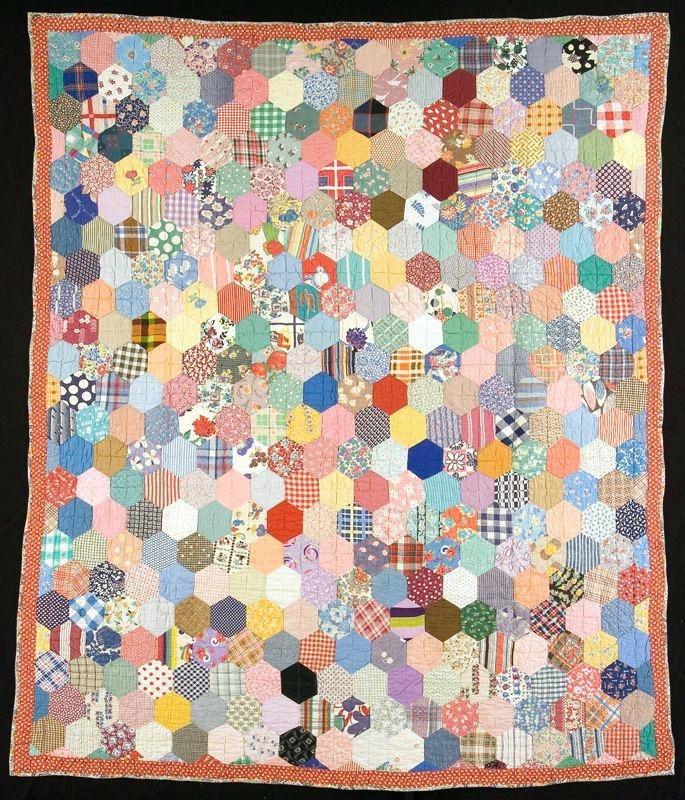 free hexagon patchwork bag patterns hexagonia quilt block Interesting Hexagonia Quilt Designs