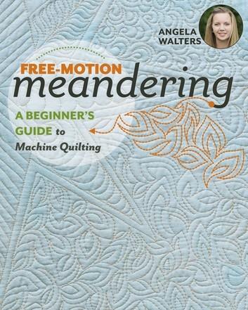 free motion meandering Cool Free Pdf Quilt Meander Design Download