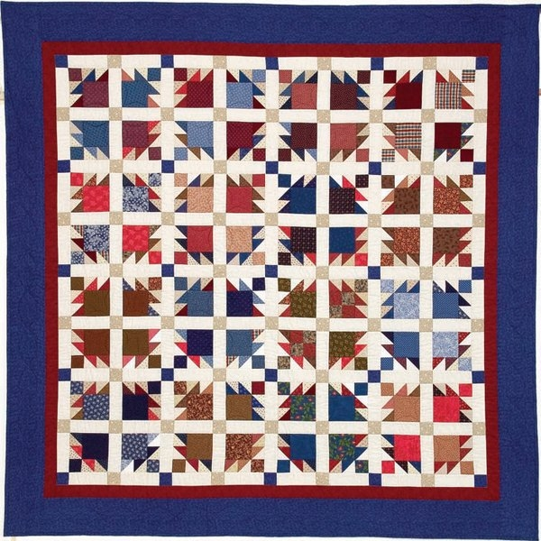 free pattern birds of a feather quilt mccalls Modern Birds Of A Feather Quilt Pattern Inspirations