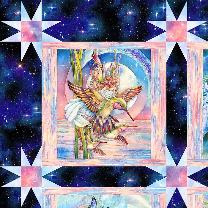 free pattern morningmoon fairies equilter blogequilter blog Elegant Sparkling Gemstones Free Quilt Pattern Inspirations